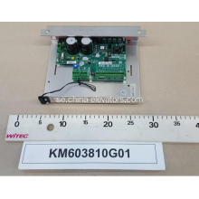 KONE Lift Door Operator Board KM603810G01