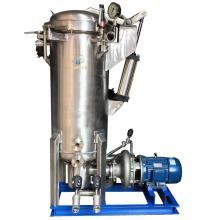 High Temperature High pressure zipper Dyeing Machine