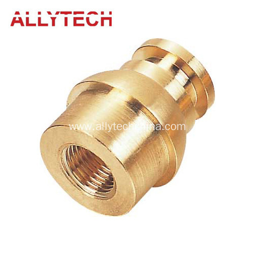 Precision Brass Turning Machinery Parts