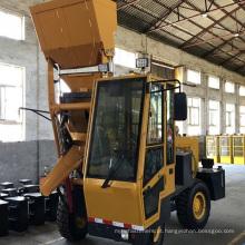 Misturador de concreto auto-carregável LT