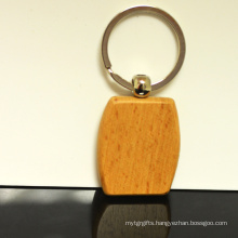 Cheap custom wood baseball bat keychain