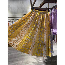 Hot sale women's Print skirt