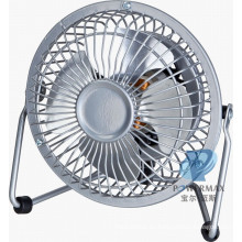 "4"" ventilador de alta velocidad, Mini ventilador, escritorio ventilador Hvra - 4D"