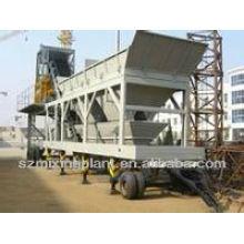 50m3 / h Портативный бетонный завод для продажи