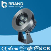China-Fabrik-Preis DMX RGB 3W LED Unterwasserlicht