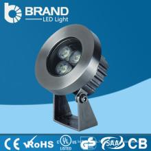 China Precio de fábrica DMX RGB 3W LED Underwater Light