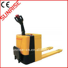 WP-200B battery pallet truck with CE,DC motor, low price pallet jack