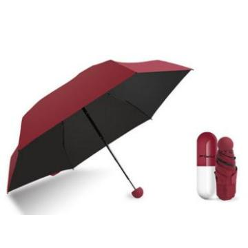 5 folding Capsule umbrella advertising