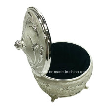 Factory Wholesale Metal Necklace Box, Silver Necklace Box