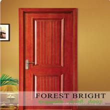 2015 nuevo llega la puerta interior de la habitación de madera de la puerta