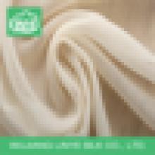 Tela de poliéster transpirable de diseño más reciente, tejido de tul