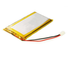 2500 lAh lipo bateria Para GPS ipod Camera Tablet