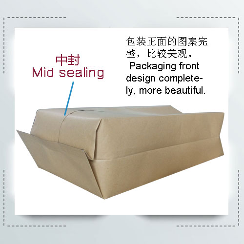 High Quality Quad-Seal Gusseted Bags