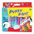 2202 # pintura inchada 12c 10ml puff paint set