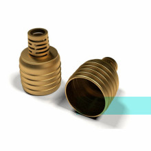 Copper die casting for lighting accessories