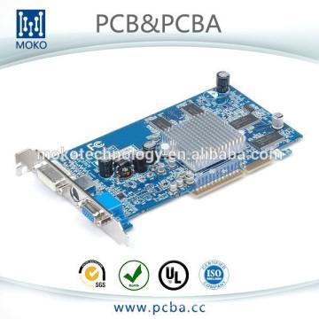 Placa de circuito de Shenzhen, fabricante profesional de PCBA, MOKO