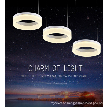 New Design Fancy LED Crystal Chandelier Pendant Lamp Light