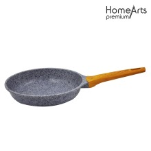 Aluminum Die-casting Fry Pan With Granite Coating