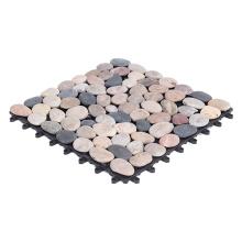 Decorative Deck Natural Travertine DIY Stone Floor Tiles Garden Landscape