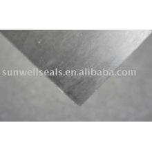 Non Asbestos gasket sheet with both graphite