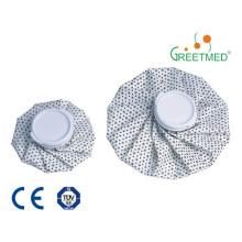 PVC Gel garabateado tela médico bolso de hielo