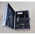 Sistema de energía de bombeo de la fuente de alimentación del banco de energía solar 500w con la batería recargable portátil