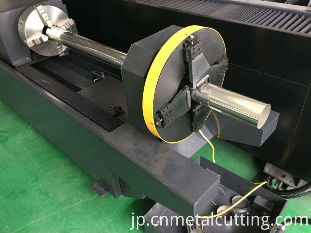 Laser Pipe Cutting Machine