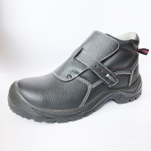China Factory Wholesale Cheap Safety Shoes S3 Men Steel Toe Cap Work Shoes Black Safety Shoes