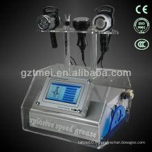 Machine à cavitation aux lipos de perte de poids de 5 poignées