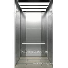 Ascenseur de maison en acier inoxydable anti-empreintes digitales