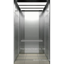 Anti-Fingerprint Stainless Steel Home Elevator