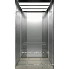 Anti-Fingerprint aço inoxidável Home Elevator