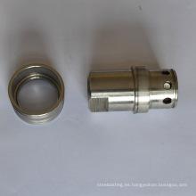 Parte de la sala de ducha de acero de aleación de zinc