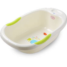 Small Size Infant Baby Cleaning Bath Tub
