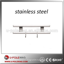 Stainless Steel Square Tube Magnetic Knife Rack