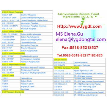 MCP Mono calcium phosphate CAS No. 7758-23-8 22%