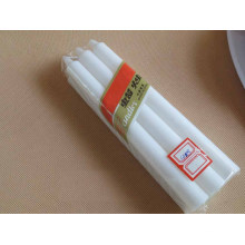 Home Decoration Pure Paraffin Wax White Stick Candles