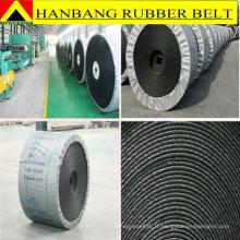 Choisissez hanbang produits usinés poids lourd bande transporteuse