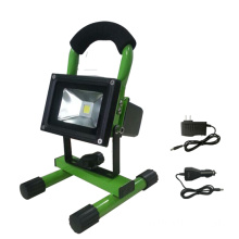20w rechargeable outdoor flood light