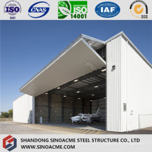 Hangar profissional dos aviões da construção de aço do fabricante