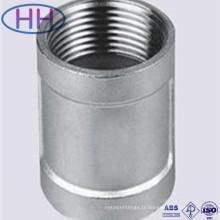 Bosse à deux tubes soudé à l'acier certifié astm a733