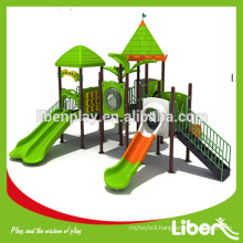 Green Wood Liben Plastic Play Structures For Kids