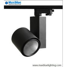High CRI 95ra utilisé dans Shop COB LED Track Lighting