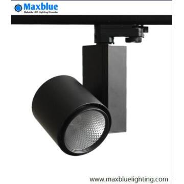 High CRI 95ra Usado en la tienda COB LED Track Lighting