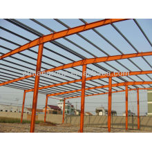 strong durability light steel structural building