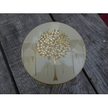 Eco-friendly mềm PVC Coaster