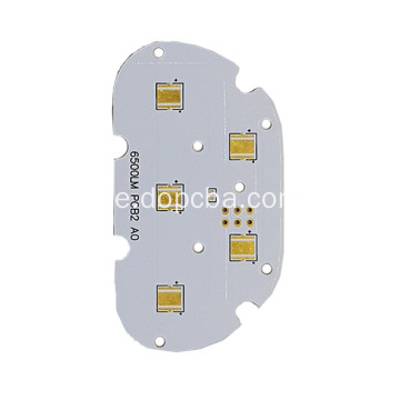 Aluminium FR4 LED Leiterplatte
