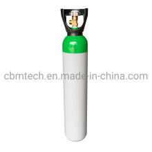 8L Tped Welding Argon+CO2 Cylinder