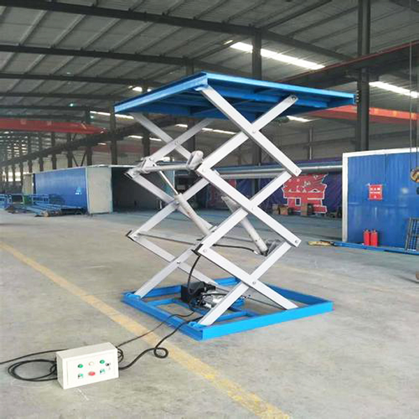 stationary lift table