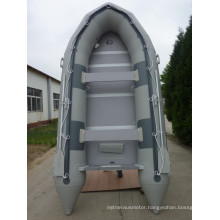 380cm Inflatable PVC Boat for Fishing